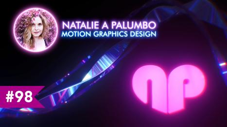 Motion Designing | Natalie A Palumbo | EP #98