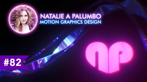 Motion Designing | Natalie A Palumbo | EP #82