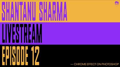EP12: Experimenting with Chrome Effects
