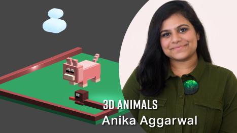 Animals in 3D