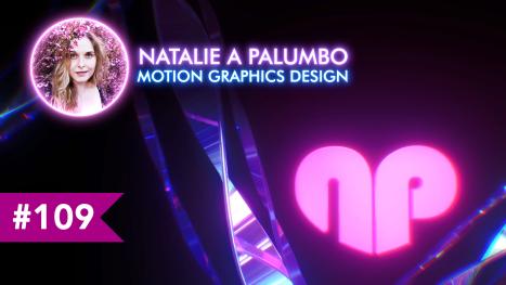 Motion Designing | Natalie A Palumbo | EP #109