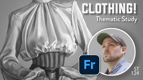 Clothing! Painting with Wade Acuff from Fresco