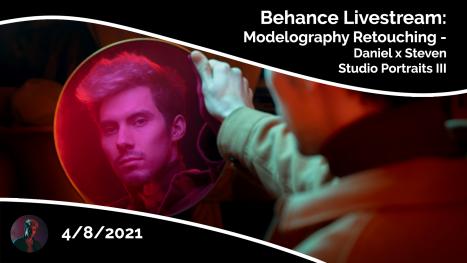 Modelography Retouching - Daniel x @smkphotog 4/8/2021