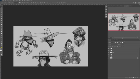 Well howdy doody lets do some character design | with @Haydanimation