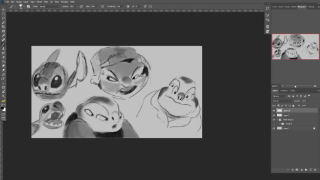 Animated Expression Studies with @haydanimation