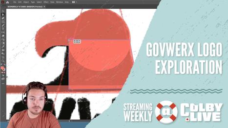 Colby.LIVE | GOVWERX Logo Exploration