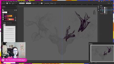 Deer (Shirt?) Design in Illustrator