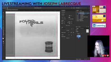 Designing Album Art