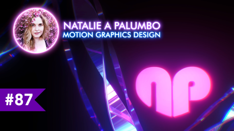 Motion Designing   Natalie A Palumbo   EP #87