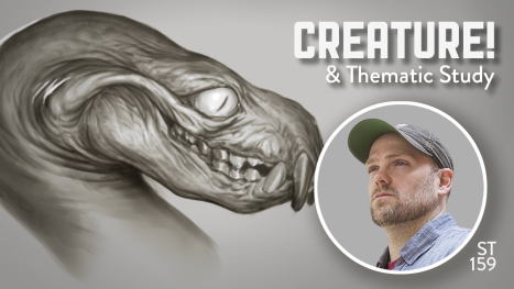 Painting with Wade Acuff