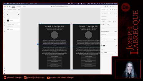 Website Design Refresh: Part I