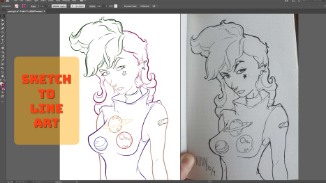 Learn Character Design with Adobe Illustrator