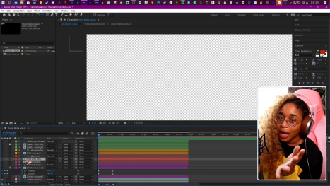 Working on 2D related animation-ee Things! w/pixipui