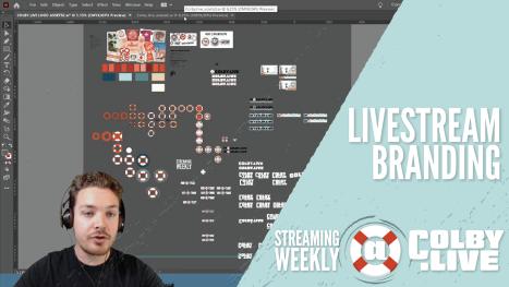 Colby.LIVE | Livestream Branding