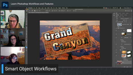 Learn Photoshop workflows and features: submit your topics live!