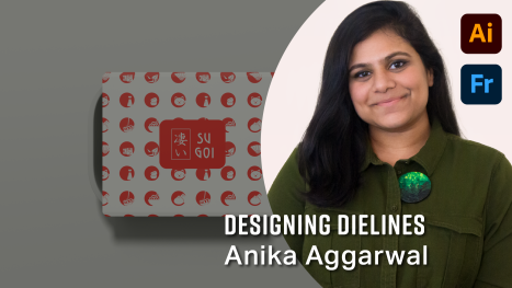 Designing Dielines with Anika Aggarwal