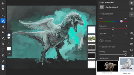 ~ Wednesday morning dinosaur/animal fusion ~