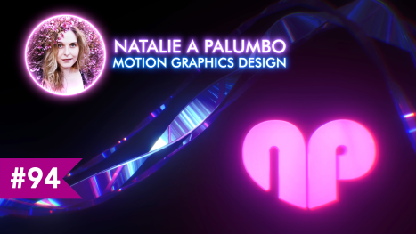 Motion Designing | Natalie A Palumbo | EP #94