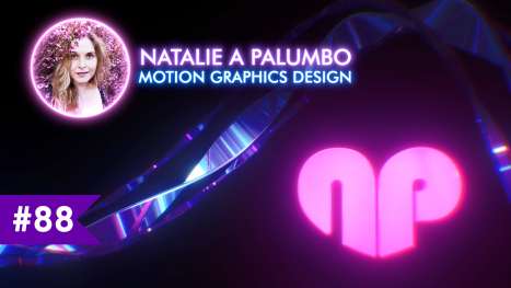 Motion Designing   Natalie A Palumbo   EP #88
