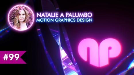 Motion Designing | Natalie A Palumbo | EP #99