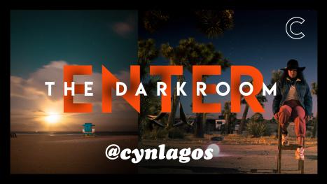 Enter the Darkroom - Night Photography edits using Lightroom on the iPad