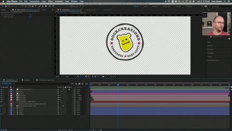 Make My Logo Move 36: SockCreations