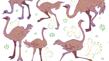 The World is Your Ostrich