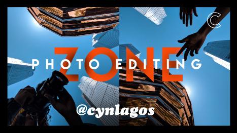 Photo-Editing Zone with Cyn Lagos