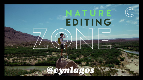 Editing Zone with Cyn Lagos