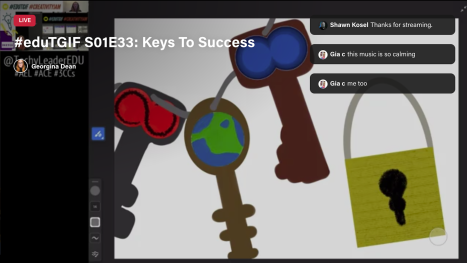#eduTGIF S01E33: Keys To Success