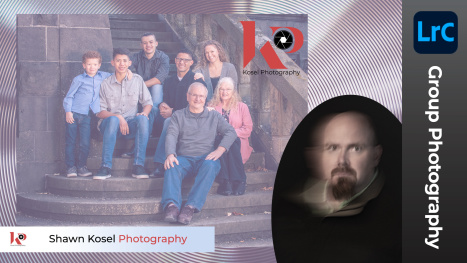 Group Photography Edits