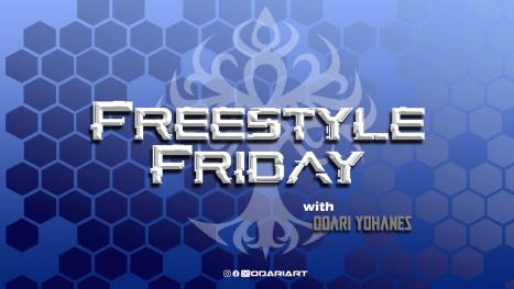 Freestyle Friday with Odari Yohanes