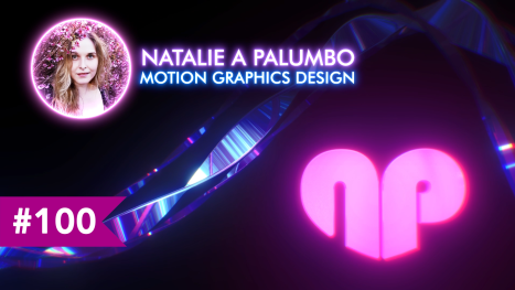 Motion Designing | Natalie A Palumbo | EP #100