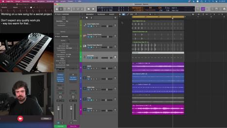 Secret Audio Project