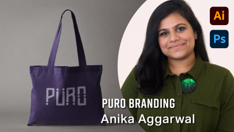 Continuation from Adobe Live — PURO Branding