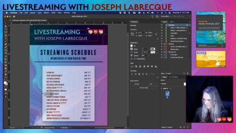 Designing a Proper Livestreaming Schedule